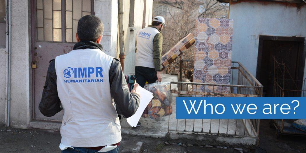About IMPR Humanitarian