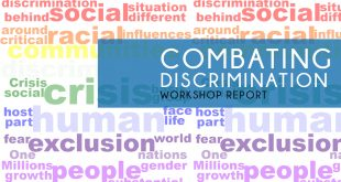 Flash-combating discrimination report