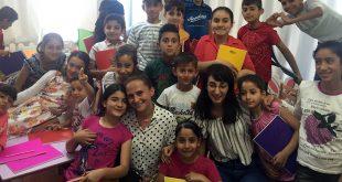 IMPR Humanitarian, Mülteciler İçin Örgün Eğitim projesini UNICEF'in desteği ile Nisan ve Temmuz 2016 ayları arasında hayata geçirdi