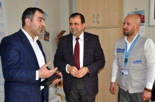 Reyhanli Belediyesi Veysel Ayhan