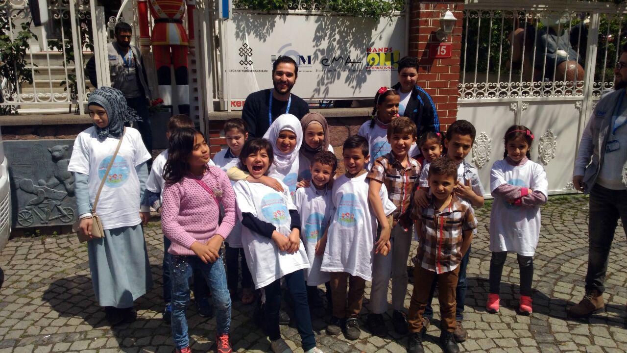 Children's Day Istanbul 1