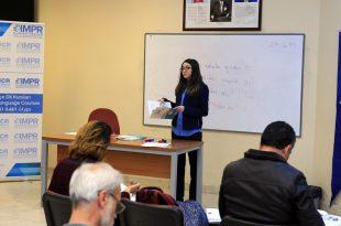 Geçici Koruma Altındaki Suriyelilere Yönelik Türkçe Kursu